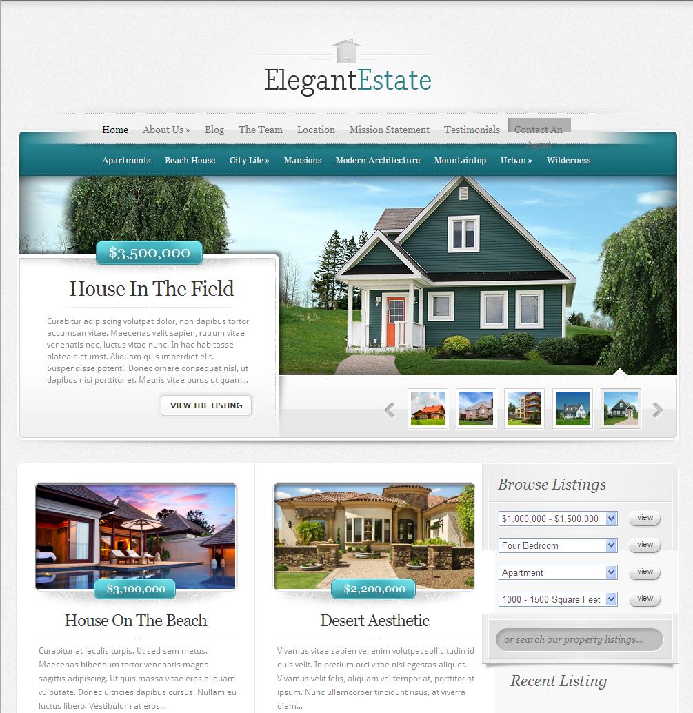 Portfolio Top Level Web Design