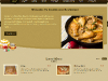 Restaurant Web Design 1
