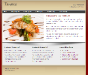 Restaurant Web Design 3