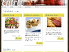 Restaurant Web Design 6